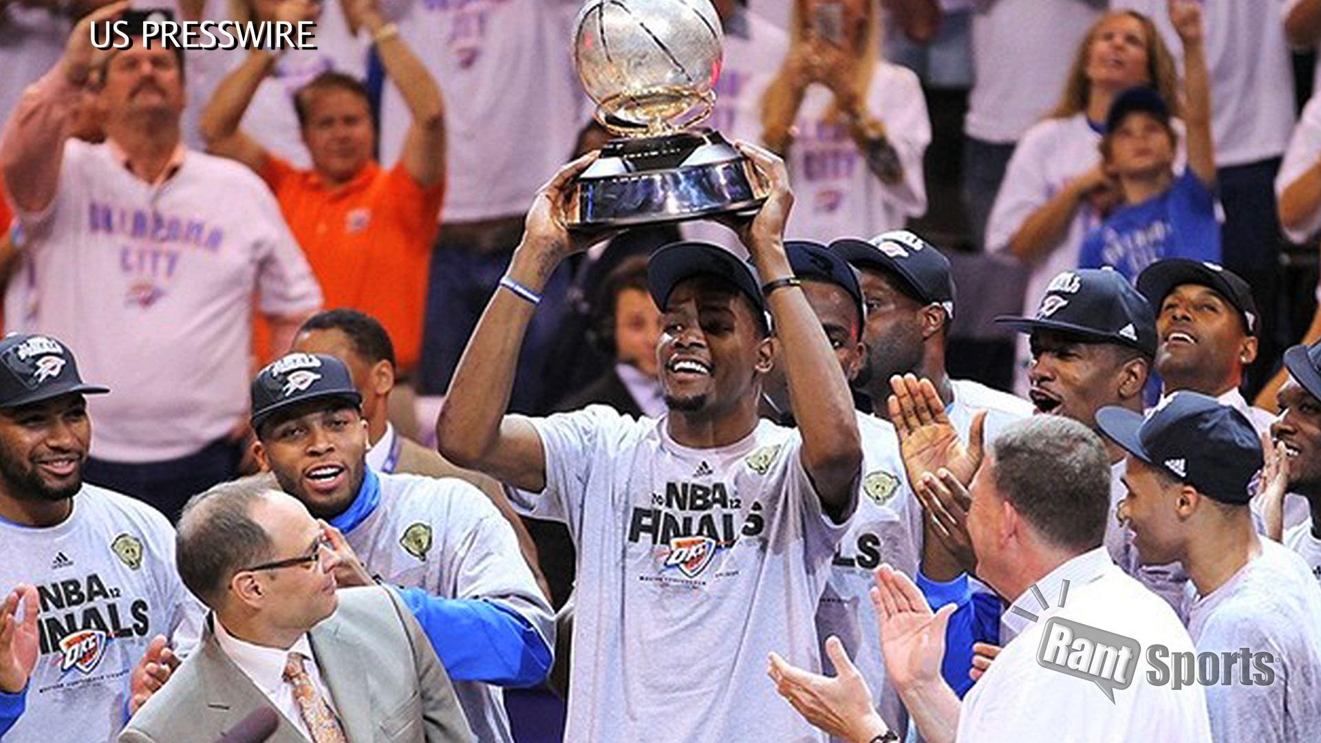 Oklahoma City Thunder Win West:  Rant Sports Update 05/05/12